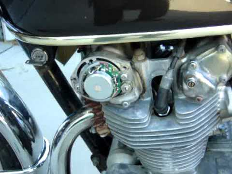 PAMCO CB450 Ignition System