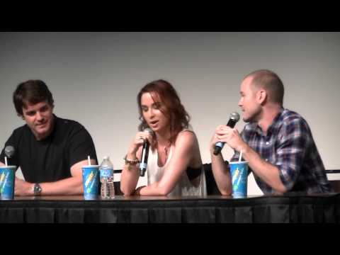 Meet the cast of Warehouse 13 @ Fan Expo Toronto 2013 (Part 1)