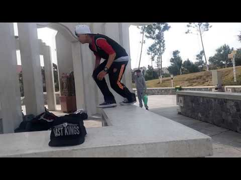 King Speed| Bac Ninh Jam| Parkour FreeRunning
