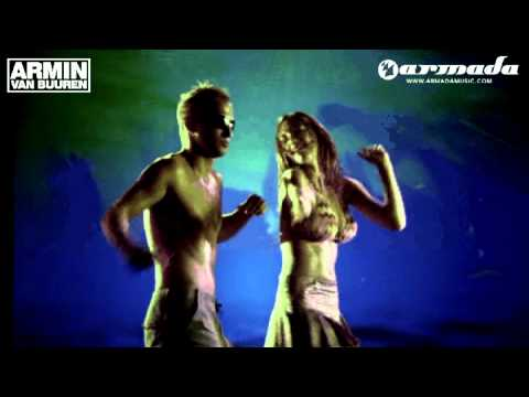 Armin van Buuren feat. Justine Suissa - Burned With Desire (Official Music Video)