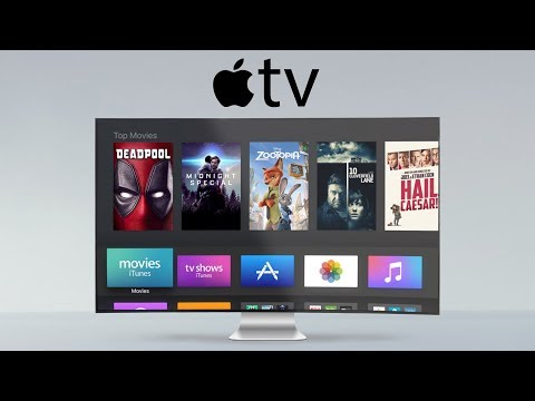 The FUTURE of Apple TV!