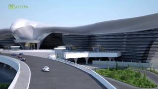 Ashgabat Aeroport for www hp com