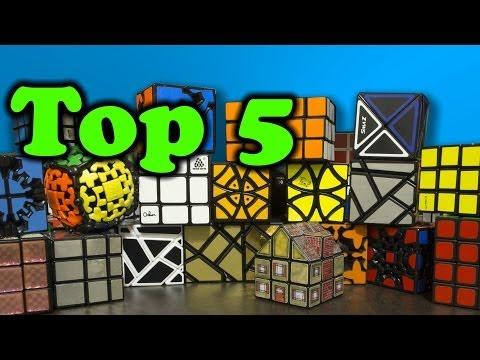 Top 5 Cubes