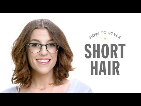 Drybar DIY: How to Blowout Short Hair