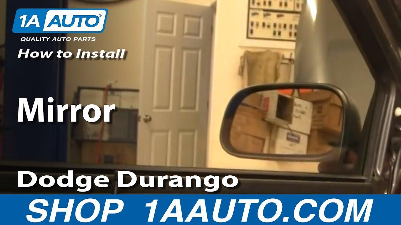 Durango Heated Mirror Wiring Diagram - Wiring Diagrams ROCK