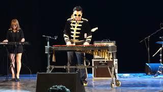 Смотреть видео Гала-концерт в Санкт-Петербургскомтеатре Мьюзик-Холле 29.07.18.  корейский театр Zamstick онлайн