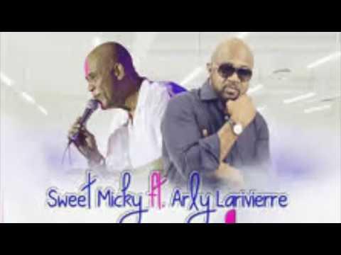 Arly Lariviere Ft Sweet Micky- Met Ke (Lyrics)