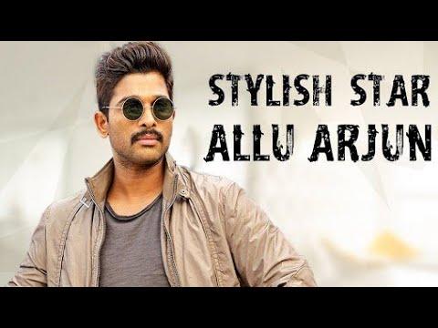 Stylish Star Allu Arjun S/o Satyamurthy / Dj Movies❤❤💞💞  BGM