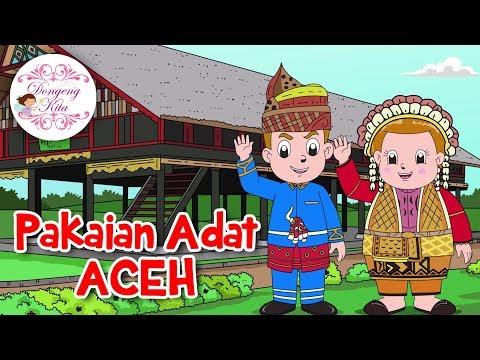 510+ Gambar Rumah Adat Aceh Kartun HD