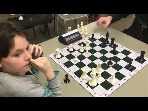 Never Underestimate A 7 Year Old Chess Player! Golan vs. Nick