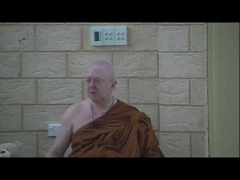 Day 9 of 9 - Closing talk - Going back into the world - October 2013 meditation retreat