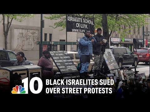 Philly Store Owners Sue Black Israelite Group Over Street Protests