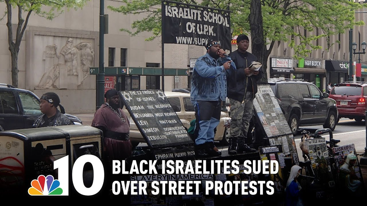 Download Philly Store Owners Sue Black Israelite Group Over Street Protests