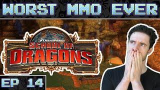 Worst MMO Ever? - School of Dragons screenshot 2