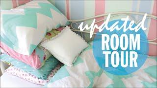 Updated Room Tour | Justyournormalgirl