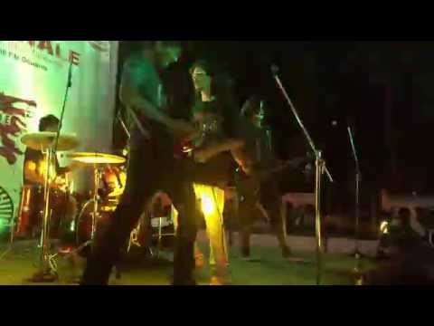 Atrocity Band's Winning Performance at Central Mall's Battle of Bands Competition