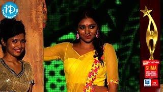 Lakshmi Menon Fy Fy Fy Dance Performance@SIIMA 2014, Malayalam