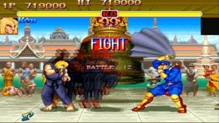 Hyper Street Fighter II arcade Playthrough with CE Ken thumbnail