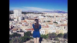 VLOG: Отдых в Испании: мы в АЛИКАНТЕ!!! Солнце, Море, Пальмы, Пляж ❤
