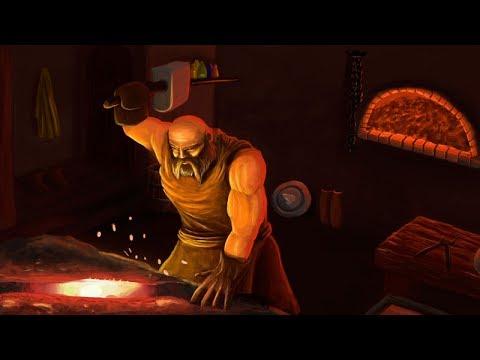 Medieval Music Instrumental - Blacksmith's Forge - YouTube