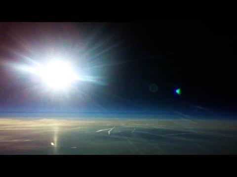 High Altitude Balloon - 30 km above the Flat Earth 1080p thumbnail
