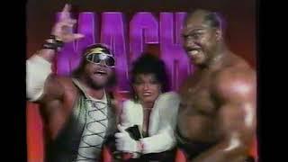 Macho Man, Sherri and Zeus Promo on Hulk Hogan (08-05-1989)