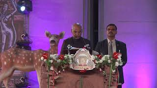 President Kovind addresses valedictory function of the World Telugu Conference