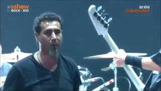 Suite-Pee/Attack - System Of A Down Rock In Rio 2015 (HD)