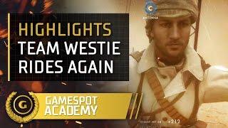 Battlefield Academy - Team Westie Rides Again