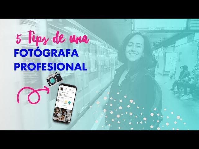5 Tips - Cómo Sacar Buenas Fotos con Tu Celular (Para Principiantes) | Diana Muñoz