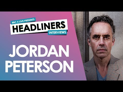 Jordan Peterson on BBC 5 live