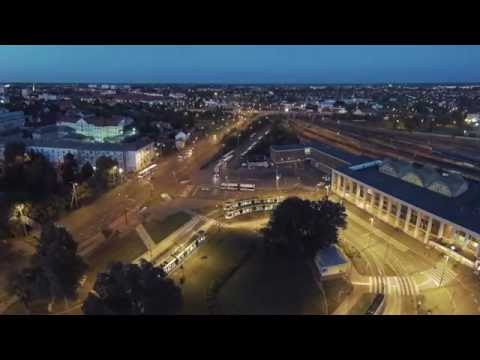 GitUp Git2 Timelapse // Debrecen evening - no fisheye
