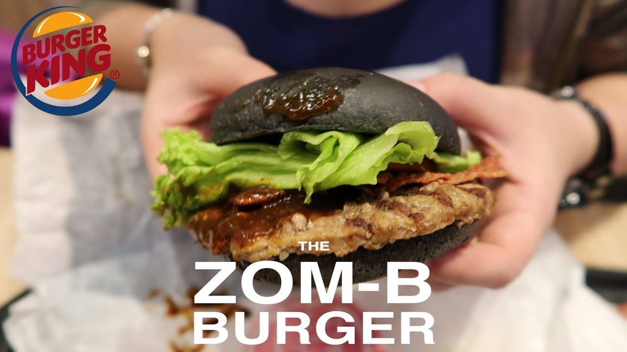 BURGER KING ZOM-B BURGER