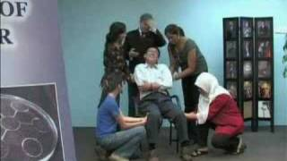 Biodisc Demo by Inventor Dr. Ian Lyons