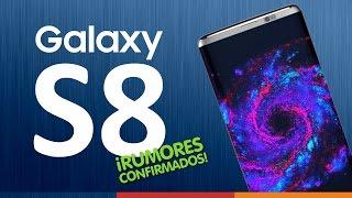 Samsung GALAXY S8 | 8 novedades, características y rumores