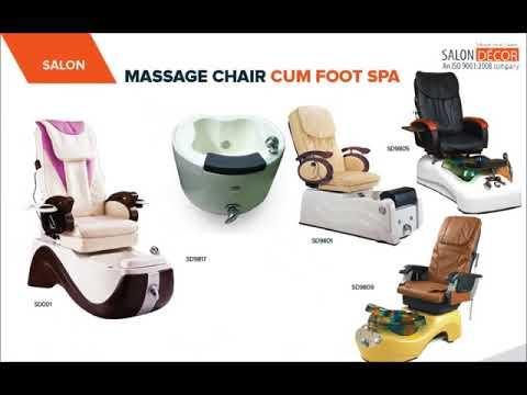 SPA Equipments And Furniture By Salon Decor International, Kolkata, India