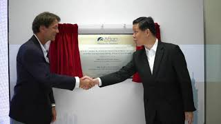 Afton Chemical's S$380 Million Phase II Expansion of Its Jurong Island Plant is Now Complete