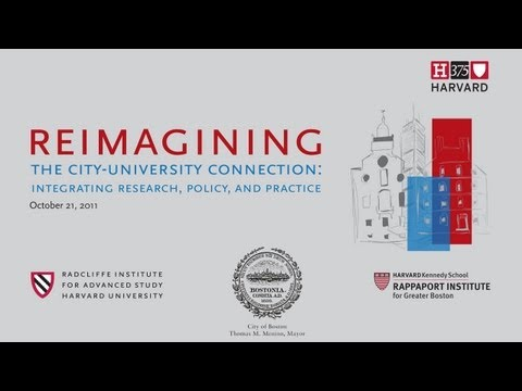 """Panel 4: """"Lessons and Challenges of City-University Connections"""" 