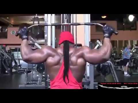 Kai Greene -  Back Workout  2013.mp4