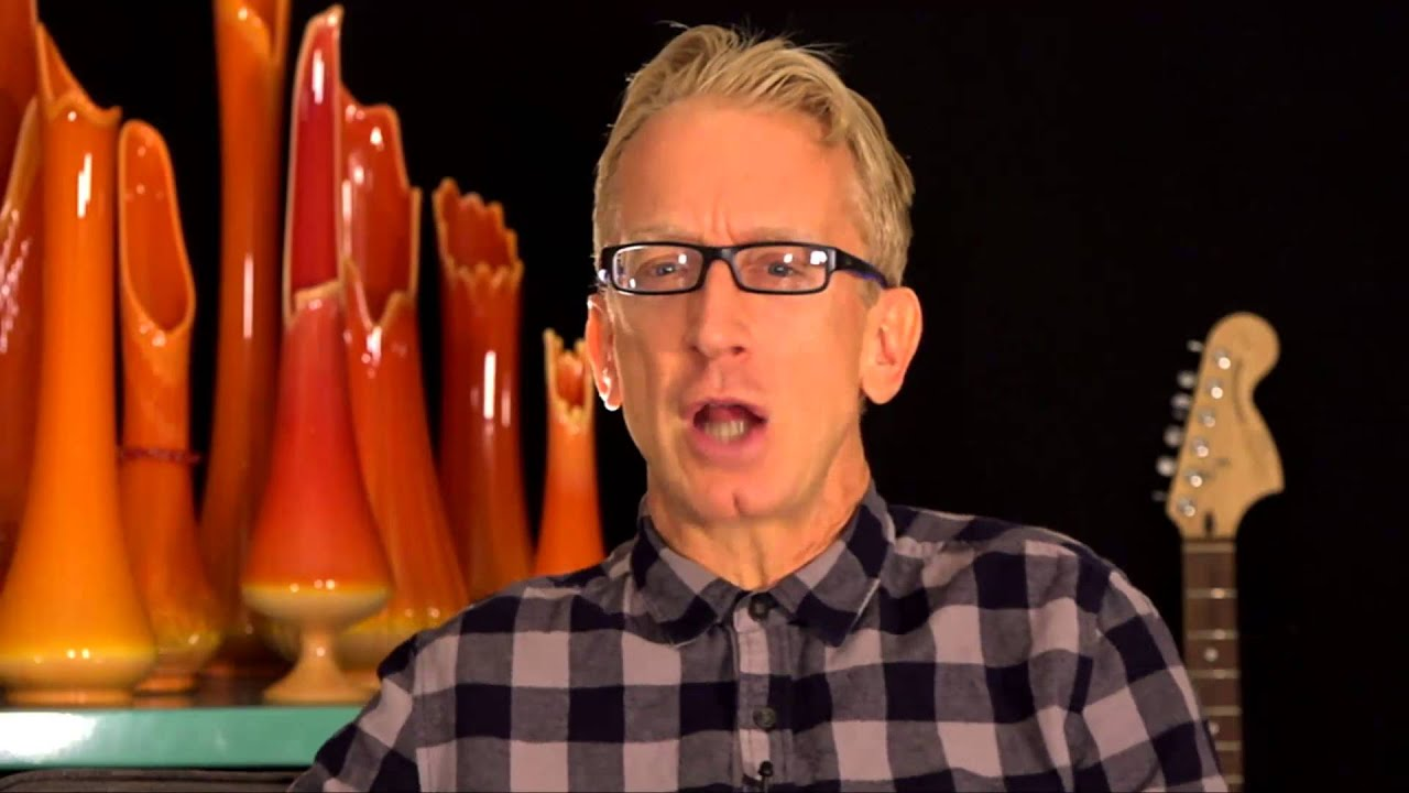Why Andy Dick Was Escorted off Jimmy Kimmels