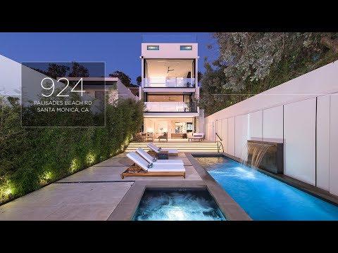 Santa Monica Beach Home With Every Amenity Imaginable