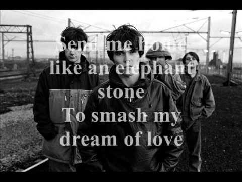 The Stone Roses-Elephant Stone (with lyrics)
