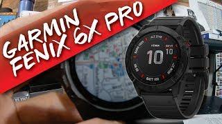 GARMIN FENIX 6X PRO UNBOXING Y COMPARATIVA