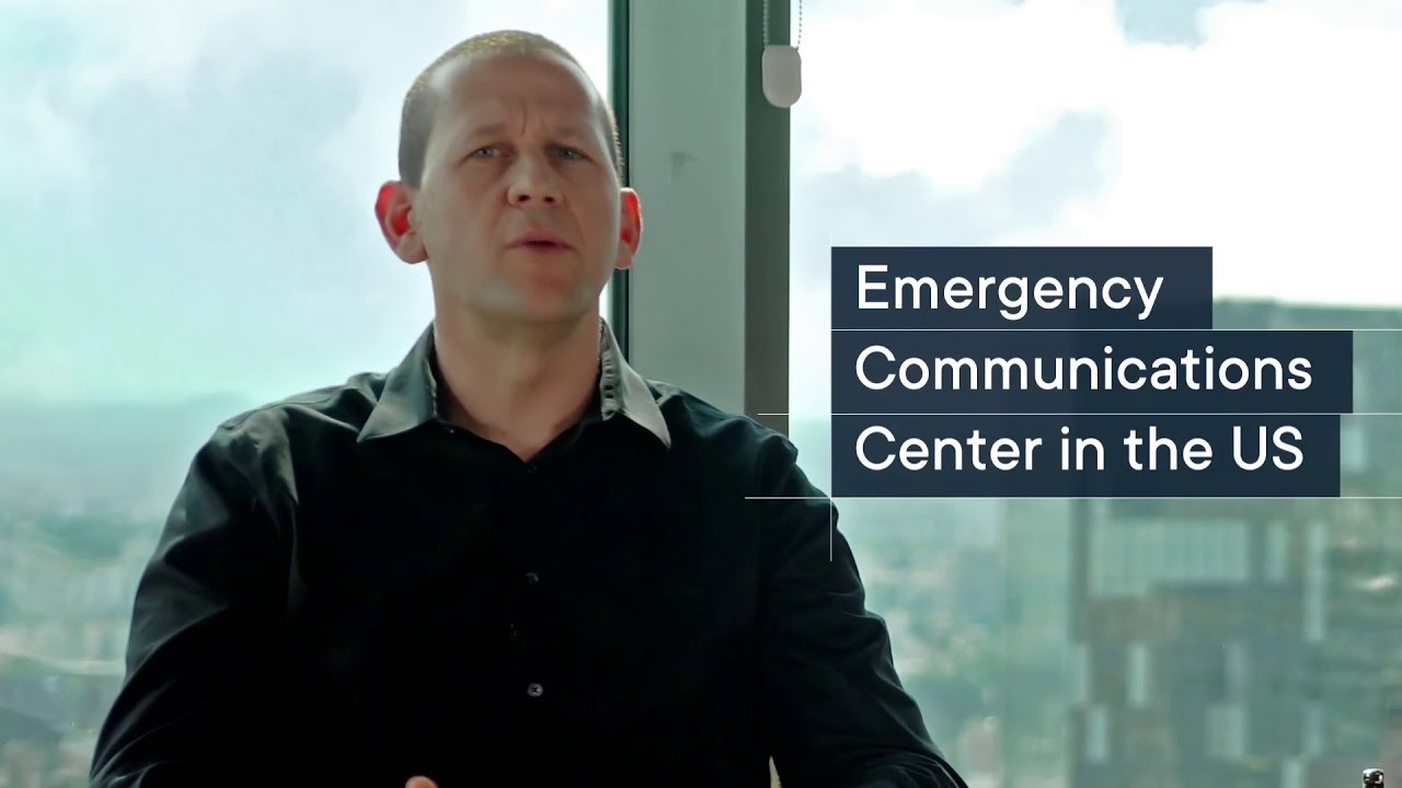 Download Cynamics Use Case - 911 Emergency Communication Center
