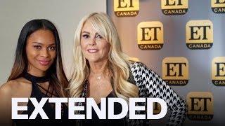 Dina Lohan Shares How Lindsay Prepped Her For 'Celebrity Big Brother'   EXTENDED