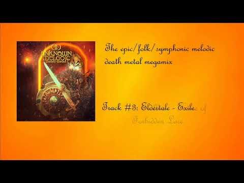 Epic/Folk/Symphonic Melodic Death Metal Megamix