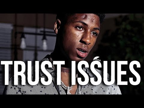 """NBA Youngboy Type Beat """"Trust Issues"""" Instrumental (Prod By Lbeats) Smooth Sad Trap Beats 2018"""
