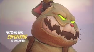 Overwatch Limited Duel Plays of the game