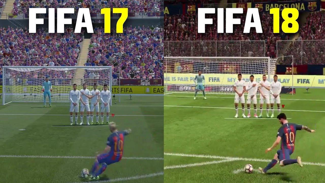 Chemiestile Fifa 17