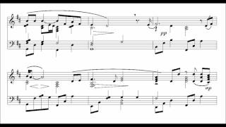 Keith Jarrett - Shenandoah (Transcription)